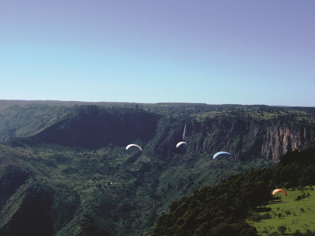 KV Paragliding