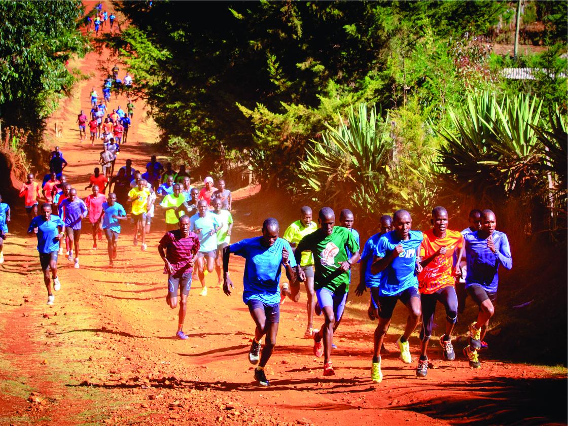 KV Running