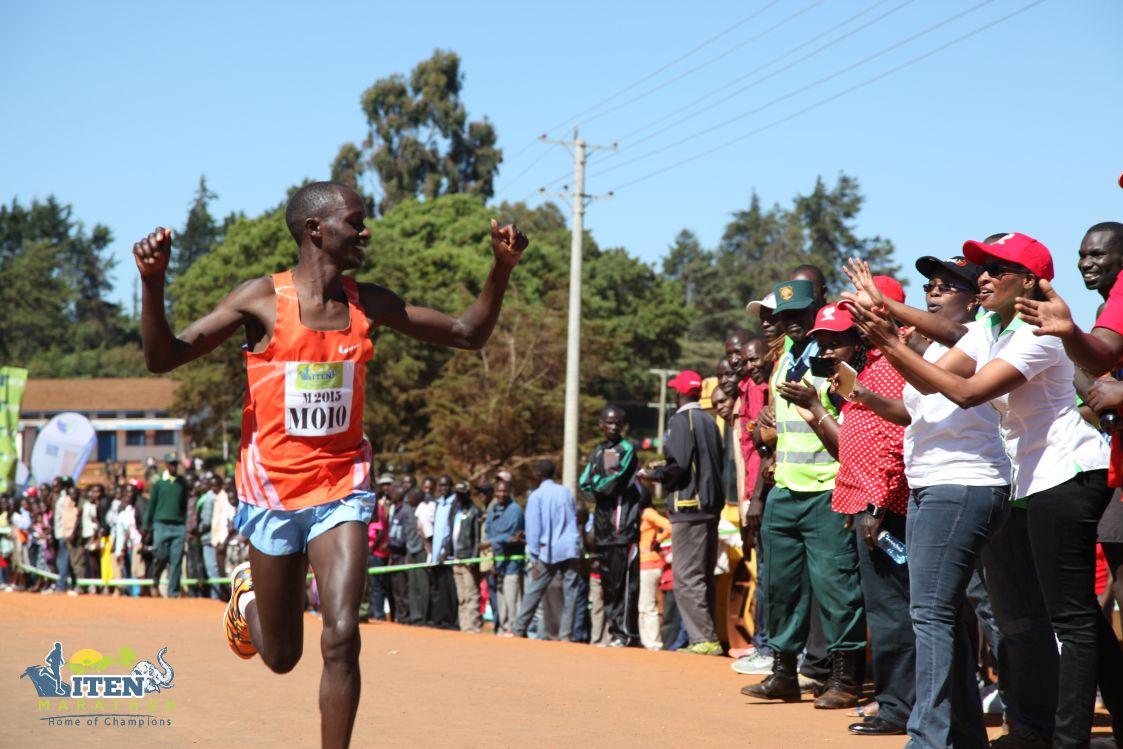 Iten Marathon 2019