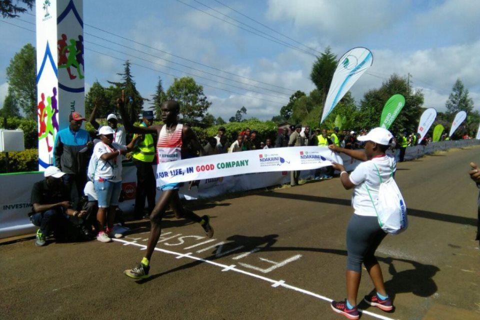 Ndakaini Half Marathon 2019